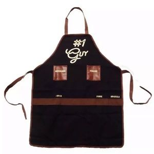 Buxton Father Husband #1 Guy Grilling Apron gift